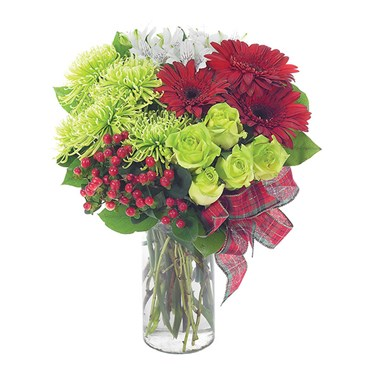 Holiday Surprise flowers (BF98-11KM)
