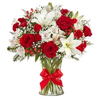 fields-of-europe-christmas-red-roses-white-lilies-beautiful-flower-arrangement